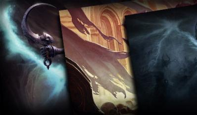 暗黑3资料片死神之镰新壁纸死神武装