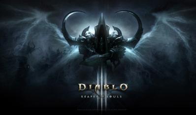 暗黑3资料片:死神之镰主题壁纸