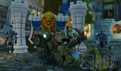 魔兽世界恶趣味布甲幻化发烧友之斯巴达勇士