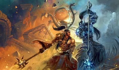 魔兽世界原创同人小说:人心易変《时光永恒》