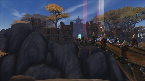 魔兽世界6.0阿什兰战场初体验