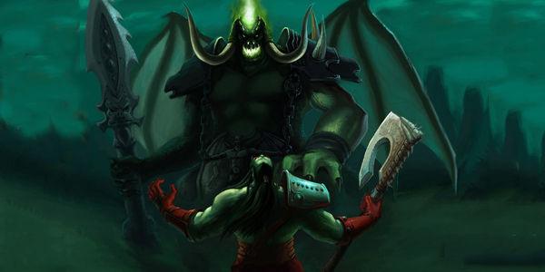 盘点魔兽中那些让你印象深刻的死亡角色